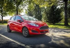 As Gas Gets Cheaper, Ford Ups Incentives On Smaller, More Efficient Cars