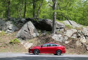 2015 Ford Focus EcoBoost: Brief Drive Of 1.0-Liter Three-Cylinder Sedan
