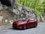 2015 Ford Focus SE EcoBoost, Bear Mountain State Park, NY, May 2015