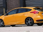 2015 Ford Focus ST equipped with Ford Performance upgrades