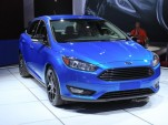 2015 Ford Focus EcoBoost Three-Cylinder: Manual Gearbox Only