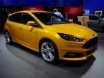 2015 Ford Focus ST, 2014 Paris Auto Show