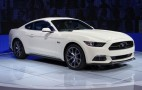 2015 Ford Mustang 50 Year Limited Edition Debuts At 2014 New York Auto Show