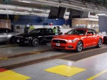 2015 Ford Mustang Convertible begins to shipping to dealerships