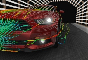 2015 Ford Mustang EcoBoost Adds Grille Shutters To Cut Wind Drag