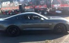 Hear the 2015 Ford Mustang GT rev its V-8