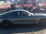 2015 Ford Mustang GT exhaust note video