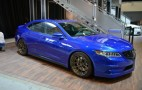 Acura Teams Up With Galpin Auto Sports To Build A Custom TLX For SEMA