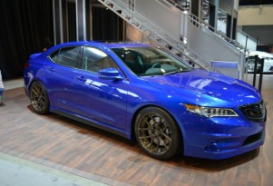 2015 Acura TLX by Galpin Auto Sports, 2014 SEMA show