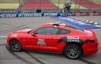 2015 Ford Mustang's First Safety Car Duty Will Be At 2014 Quicken Loans 400 At Michigan