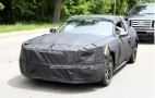 2015 Ford Mustang Spy Video