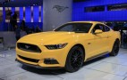 Show Your Love For The Mustang To Win A 2015 Model