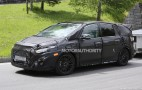 2015 Ford S-Max Spy Shots
