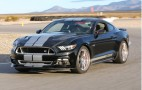 2015 Ford Shelby GT Debuts With 625 Horsepower: Video