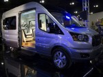 2015 Ford Transit Skyliner Concept