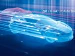 2015 Frankfurt Auto Show logo
