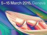 2015 Geneva Motor Show logo