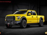 2015 Hennessey VelociRaptor 600 Supercharged based on the 2015 Ford F-150