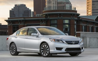 2015 Honda Accord Sedan, Coupe, And Hybrid: On Sale Today, Priced From $22,105