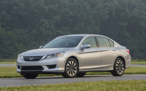 2015 Honda Accord Sedan Vs Chevrolet Malibu Ford Fusion