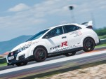 2015 Honda Civic Type R sets front-wheel-drive benchmark for five iconic racetracks