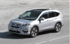2015 Honda CR-V Spy Shots
