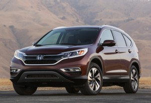 2015 Honda CR-V Revealed; Updated SUV's Details To Come Next Week