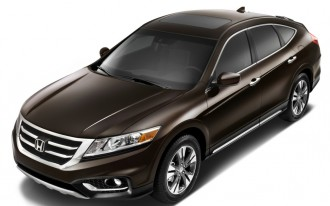 2015 Honda Crosstour Arrives Tomorrow, Priced From $27,530