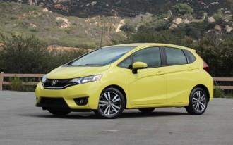 2015 Honda Fit: First Drive