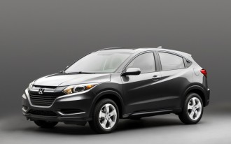 2015 Honda HR-V First Look: A Small But Very 'Fit' Crossover