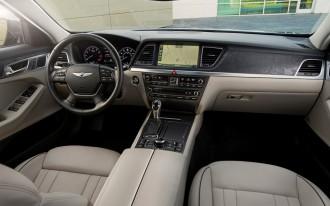 2015 Hyundai Genesis recalled to fix glitchy instrument cluster