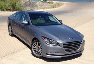 2015 Hyundai Genesis  -  First Drive, April 2014