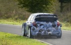 2015 Hyundai i20 WRC Starts Testing