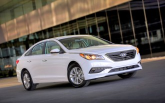 2015 Hyundai Sonata Eco Gets 38 MPG Highway