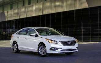 2015 Hyundai Sonata: Best Car To Buy Nominee