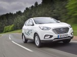 2015 Hyundai ix35 Fuel Cell (Europe)