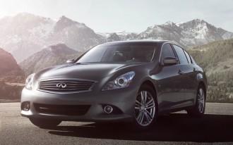 Infiniti Renames G37 Sedan The Q40 For 2015