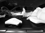 Infiniti Q70L Bespoke Edition concept, 2015 Shanghai Auto Show