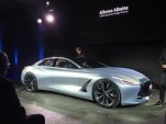 2015 Infiniti Q80 Inspiration Concept  -  Paris Auto Show (private event)
