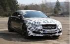 2016 Jaguar XJR Spy Shots