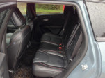 2015 Jeep Cherokee  -  back seat legroom