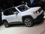 2015 Jeep Renegade - Tiniest Jeep Yet Unveiled In Geneva: Video And Live Photos