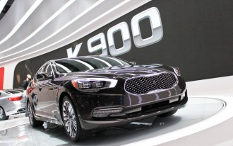 2015 Kia K900: LA Auto Show Video and Photos
