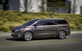 2015 Kia Sedona Video Road Test