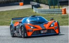 New KTM X-Bow GT4 Completes Initial Shakedown