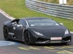 2015 Lamborghini Cabrera (Gallardo Replacement) spy shots