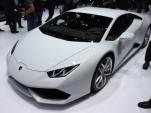 Lamborghini Huracán, 2014 Geneva Motor Show