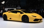 Lamborghini Huracán LP 610-4: Geneva Motor Show Live Photos And Video