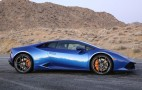 2015 Lamborghini Huracán video review