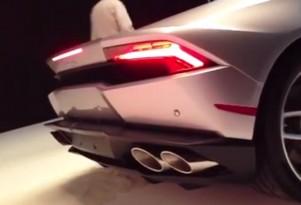 2015 Lamborghini Huracán LP 610-4 on video